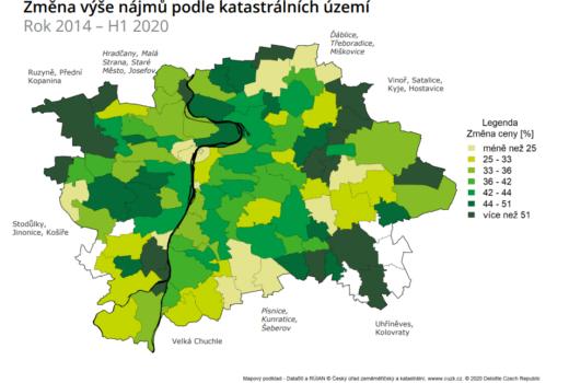 Magistrát hlavního města Prahy: Analýza nájemního bydlení v Praze