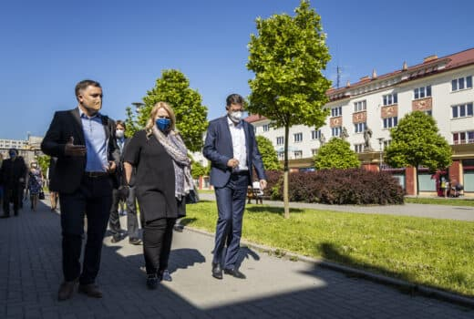 Jednání Asociace nájemního bydlení s ministryní pro místní rozvoj v Havířově: Česko nutně potřebuje hodnotovou mapu výše nájmů